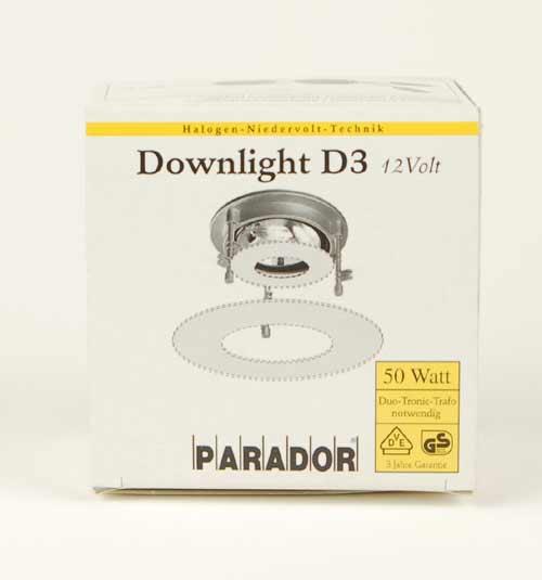 Parador downlight